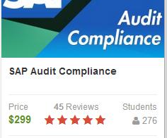 SAP Audit Compliance