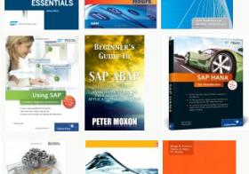 SAP Book store