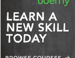 Learn a new skill today