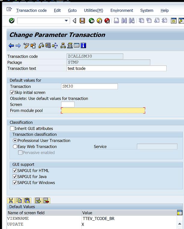 parameter-transaction-code