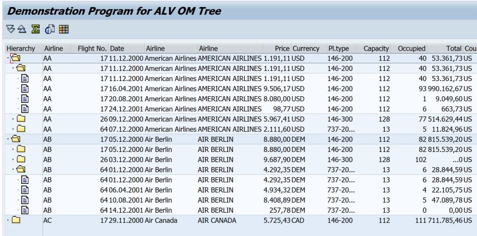 SALV_DEMO_TREE_SIMPLE